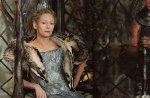 Foto della regina bianca